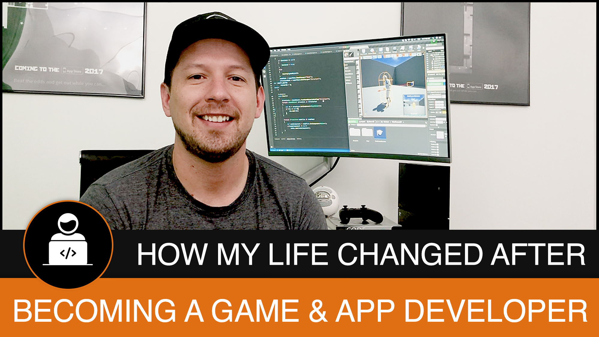 How my life changed after becoming a game and application developer?