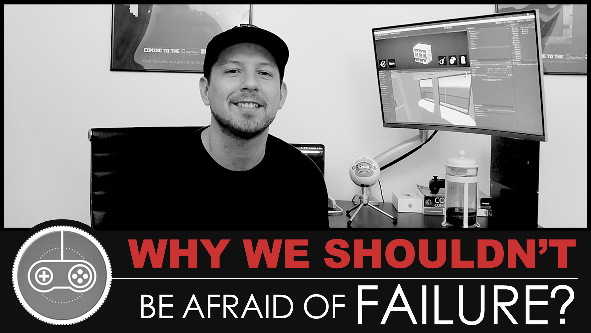 Why we shouldn't be afraid of failure?