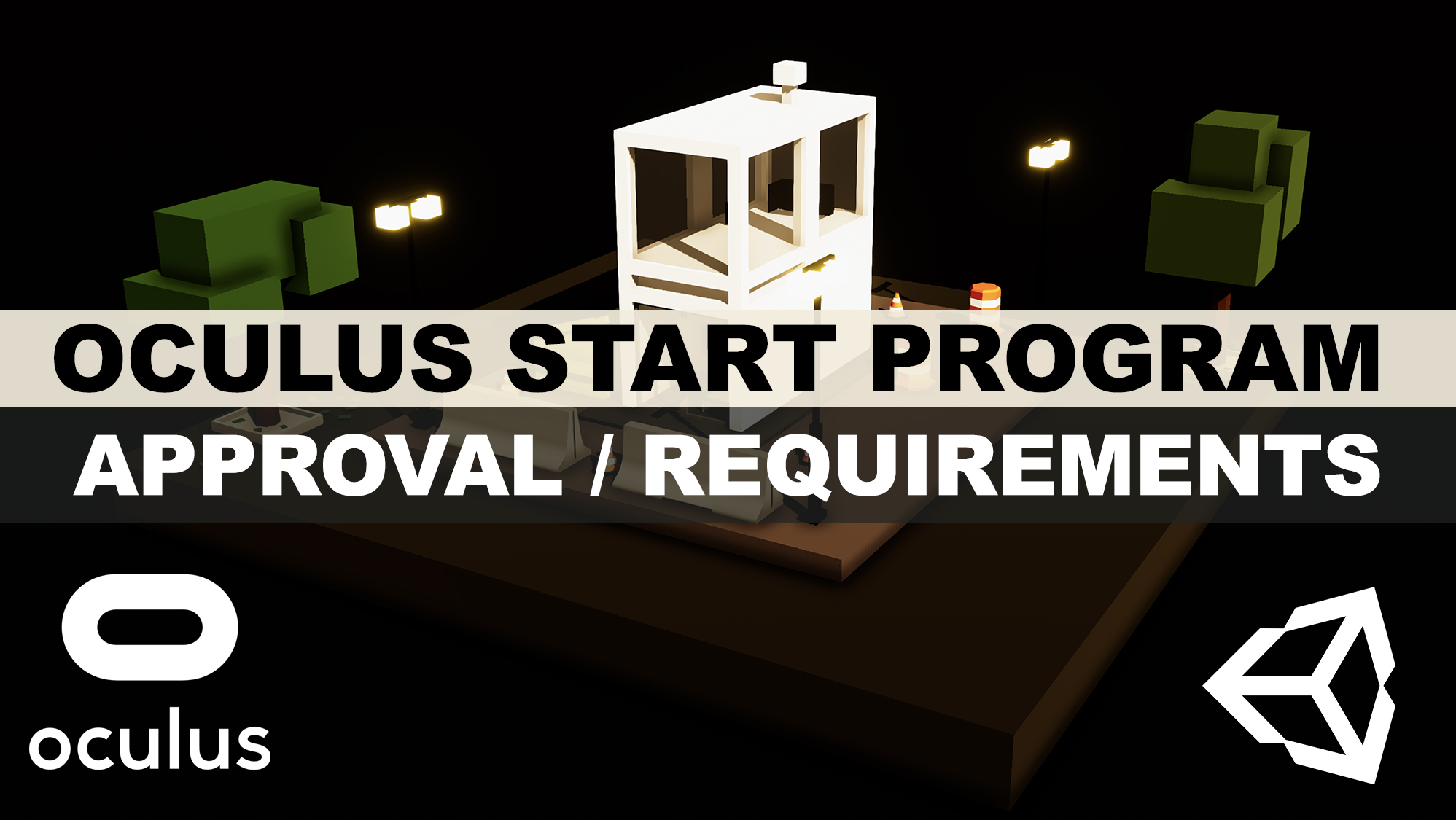 Oculus Start Program - How to get into the Oculus Start Program as an Unity3d developer?